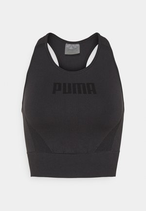 EVOSTRIPE BRA - Light support sports bra - puma black