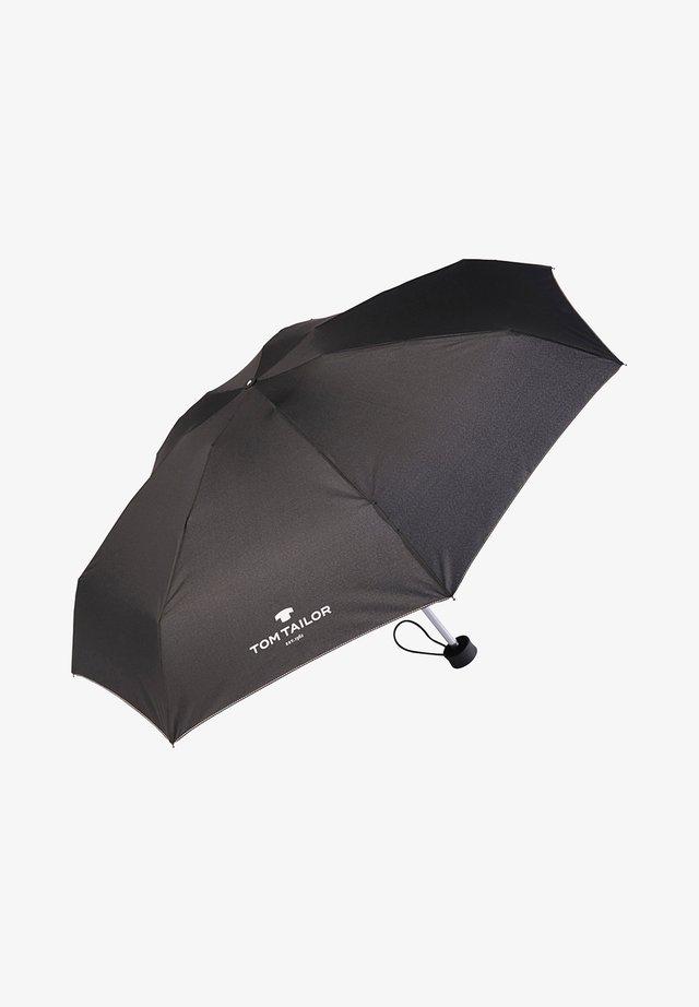 UMBRELLAS REGENSCHIRM - Schirm - black