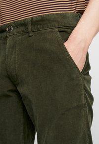 Esprit - Trousers - olive - 3