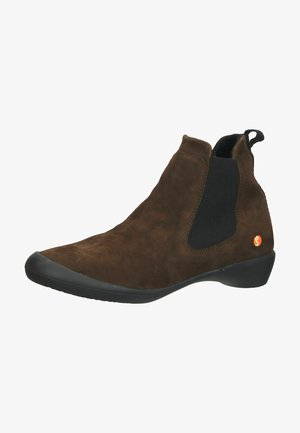 Ankle boots - brown 004