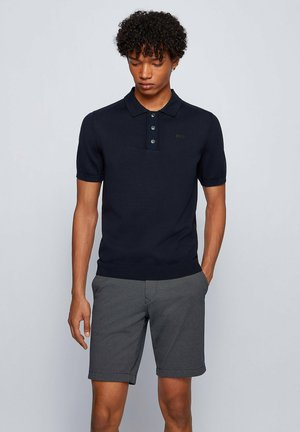 KAPOLO - Polo shirt - dark blue