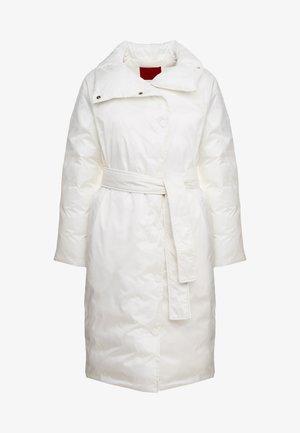 DOCENTE - Płaszcz zimowy - ivory