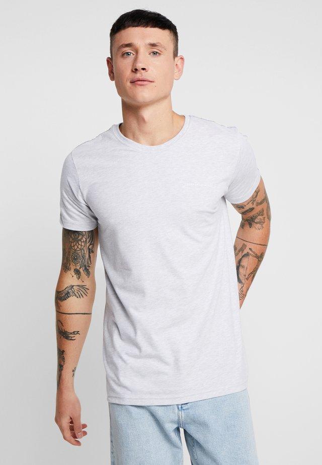 FUTURE - T-shirt imprimé - grey marl