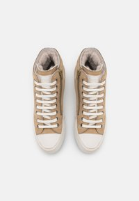 Candice Cooper - PLUS - High-top trainers - tamponato/panna - 4