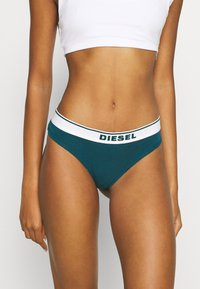 Diesel - STARS 3 PACK - Thong - green/lilac/lemon - 3