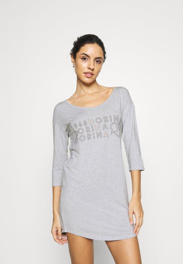 HUSH - Nattskjorte - grey