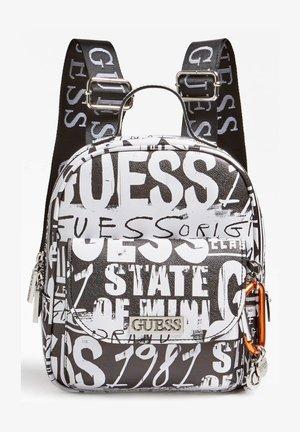 Backpack - mehrfarbig schwarz