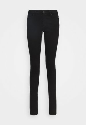 NEW LUZ - Jeans Skinny Fit - black
