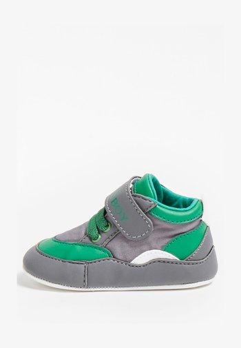 Sneakers laag - mehrfarbig grau