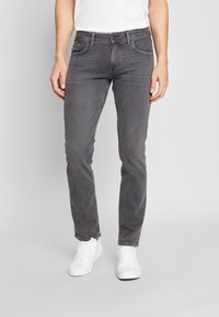 Tommy Hilfiger - DENTON AMES GREY - Straight leg jeans - grey - 0