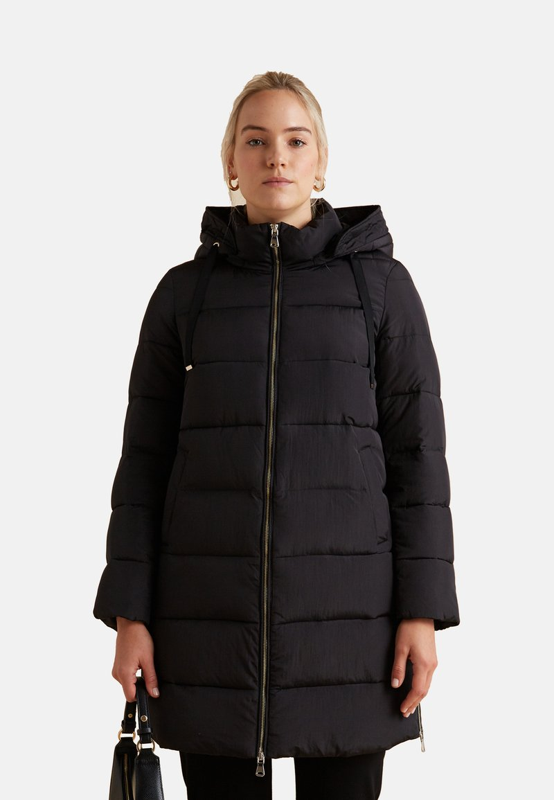 Elena Mirò - Winter coat - nero