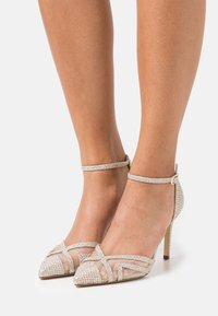 Dune London - DANITA DI - High heels - champagne - 0