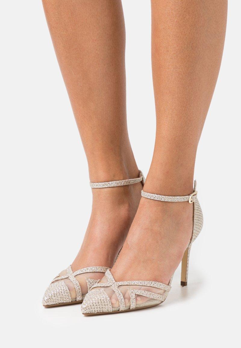 Dune London - DANITA DI - High heels - champagne