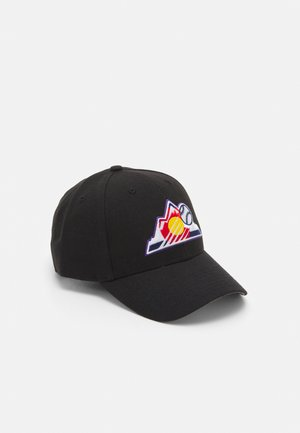 COLORADO ROCKIES UNISEX - Cap - black