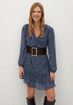PASLY - Day dress - blau