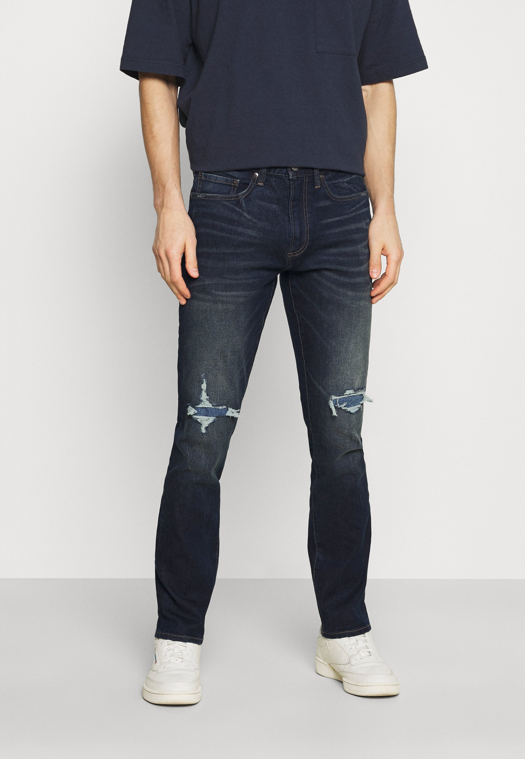 Men VSKINNY DESTROY EL CAPITAN - Slim fit jeans
