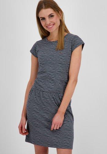 SHANNAAK - Jersey dress - marine
