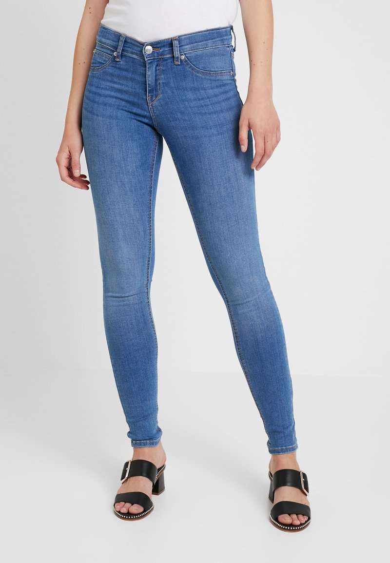 Gina Tricot - BONNIE - Jeans Skinny Fit - mid blue
