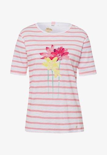 STYLE CIRA - Print T-shirt - white