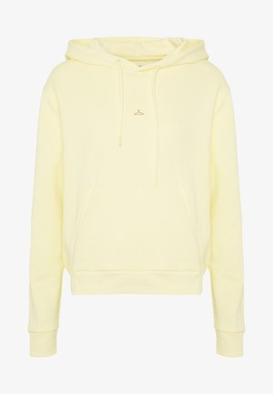 HANG ON HANGER - Hoodie - yellow