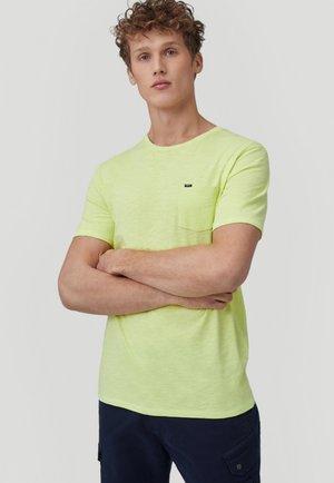 JACK'S  - T-shirt basic - sunny lime