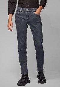 BOSS - CHARLESTON - Slim fit jeans - anthracite - 0