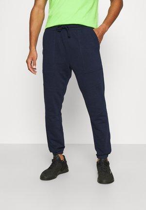 PANTS CUFF SHIELD - Teplákové kalhoty - classic navy