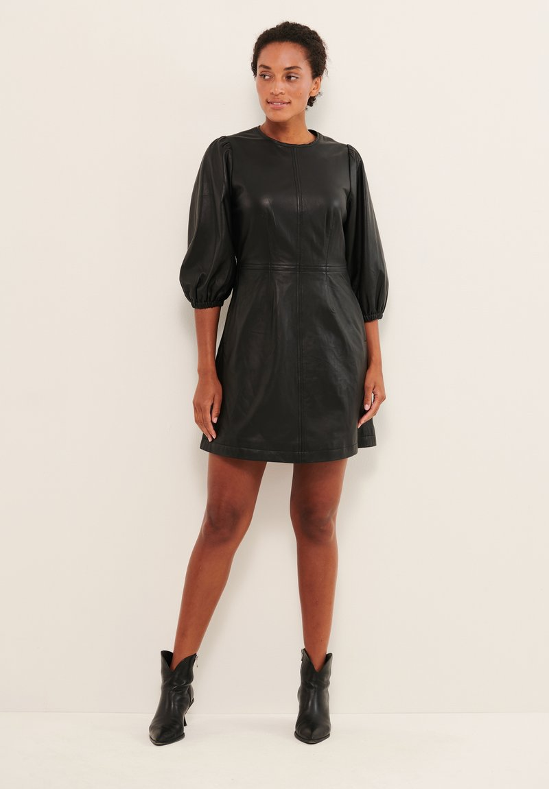 Part Two - Day dress - black