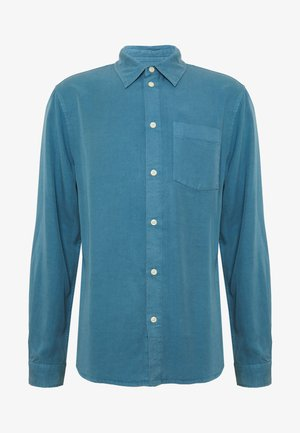 CHUCK - Camicia - petrol blue