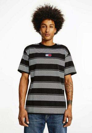 Print T-shirt - gray