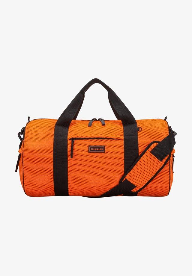 Rejsetasker - orange