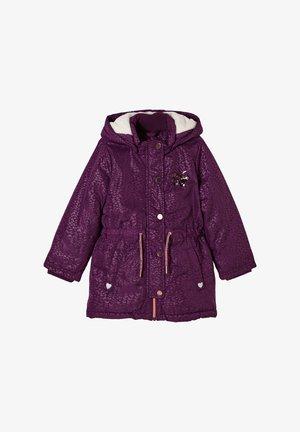 Winter jacket - purple