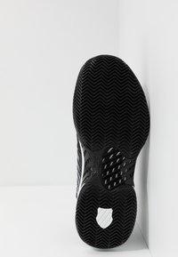 K-SWISS - HYPERCOURT SUPREME HB - Tenisové boty na antuku - black/white - 4