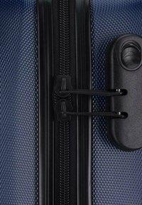 Wittchen - SET - Wheeled suitcase - dunkelblau - 8
