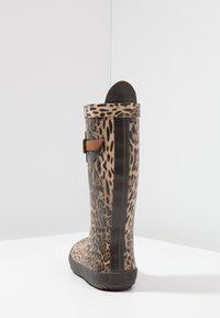 Bisgaard - SCANDINAVIA - Botas de agua - leopard - 4