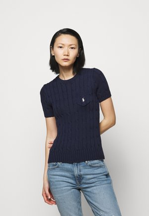 Basic T-shirt - hunter navy