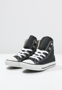 Converse - CHUCK TAYLOR ALL STAR CORE - High-top trainers - black - 2