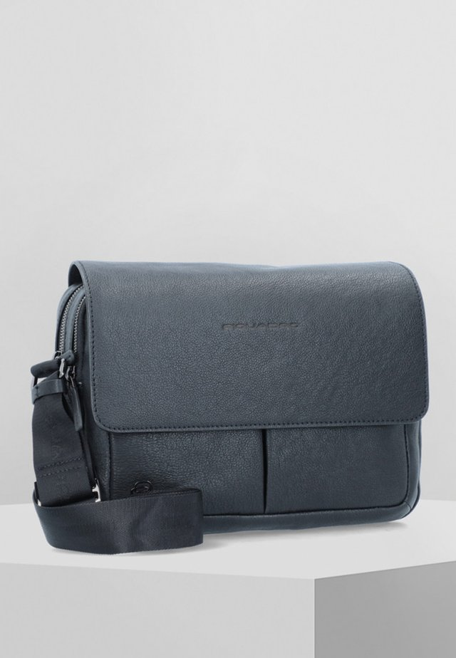 SQUARE  - Sac bandoulière - black