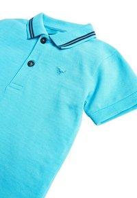 Next - SHORT SLEEVE - Poloshirt - blue - 2