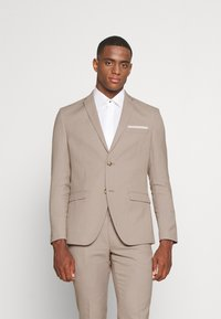 Isaac Dewhirst - THE FASHION SUIT SET - Completo - beige - 2