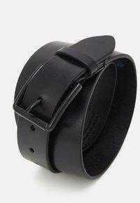 Tommy Hilfiger - ROLLER BUCKLE - Belt - black - 2