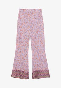 PULL&BEAR - Trousers - lilac - 5