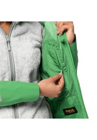 Jack Wolfskin - TOUR - Hardshell jacket - summer green - 2