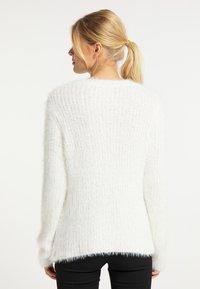 usha - Sweter - weiss - 2