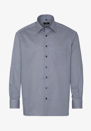 Overhemd - gelb/blau