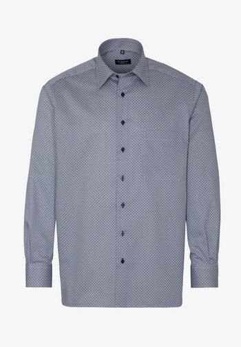 COMFORT FIT - Shirt - gelb/blau