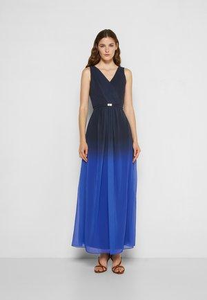 SIENNA SLEEVELESS EVENING DRESS - Abito da sera - sapphire star/navy