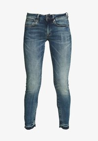 G-Star - 3301 MID SKINNY RP ANKLE WMN - Jeans Skinny Fit - faded azurite - 3