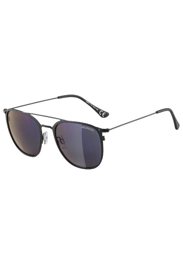 Sunglasses - black matt