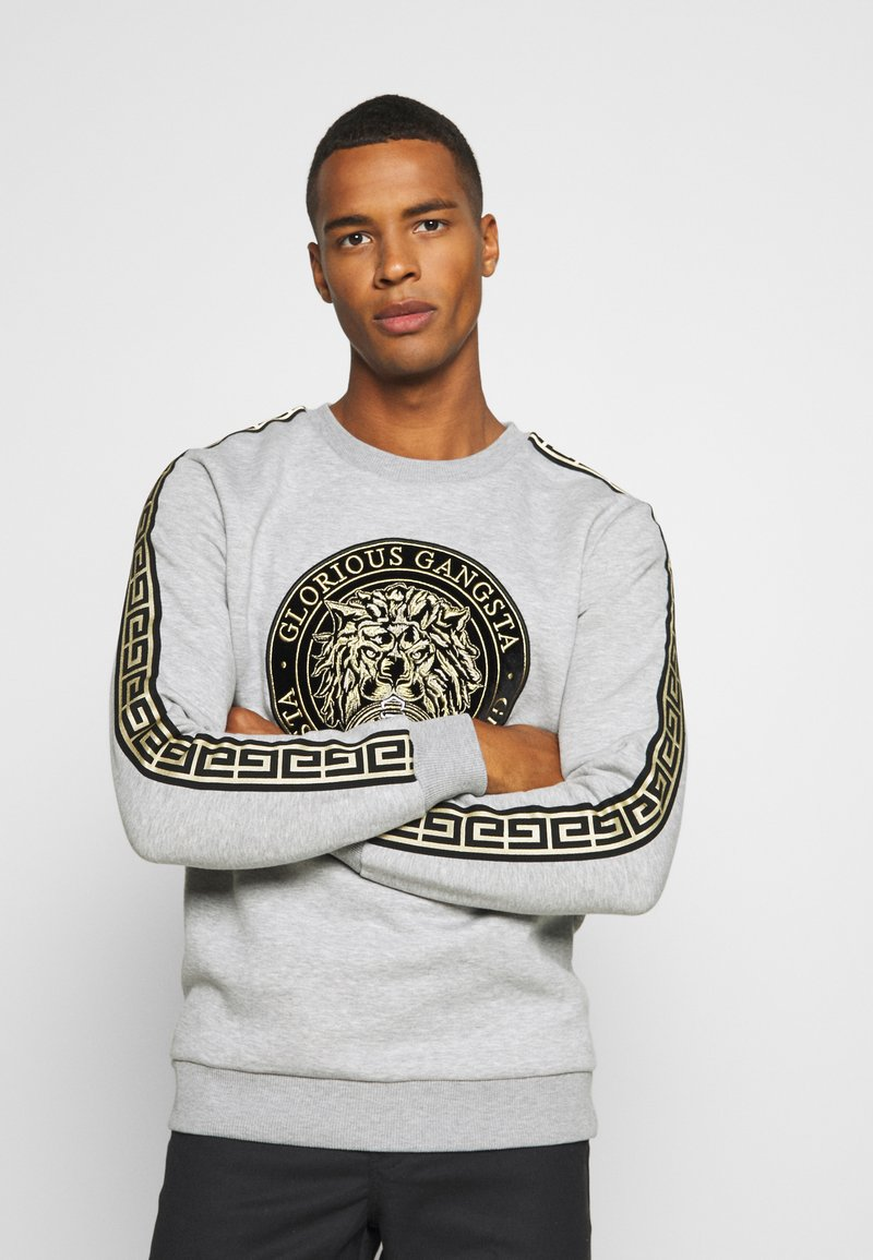 Glorious Gangsta - EMMUS - Sweatshirt - grey